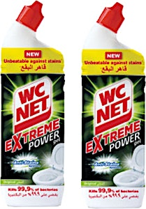 WC Net Gel Original 2x750 ml