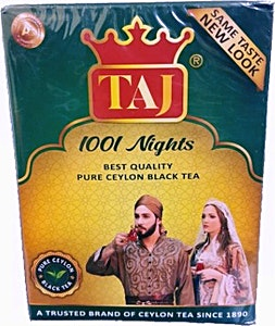 Taj 1001 Nights Pure Ceylon Black Tea 140 g