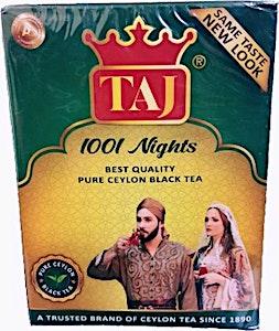 Taj 1001 Nights Pure Ceylon Black Tea 140 g