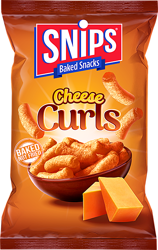 Snips Curls Cheese 40 g