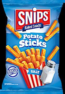 Snips Potato Sticks Salt 45 g