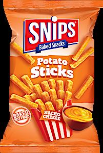 Snips Potato Sticks Nacho Cheese 45 g