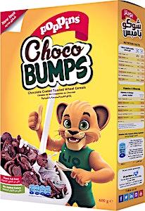 Poppins Choco Bumps 600 g