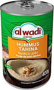 Alwadi Alakhdar Hommos Tahina 400 g