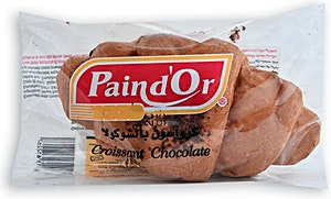 Paind'Or Croissant Chocolate 1's