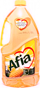 Afia Pure Corn Oil 2.9 L