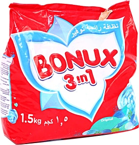 Bonux 3 in 1 Automatic 1.5 Kg 20% OFF