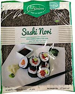 Benina Sushi Nori 10's