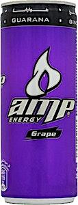 Amp Energy Grape 250 ml