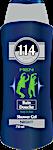 114 Men Shower Gel Body & Hair Night 750 ml