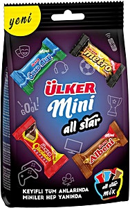 Ulker Mini All Star 91 g