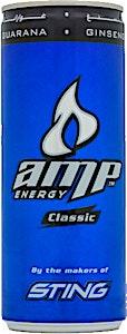 Amp Energy Classic 250 ml