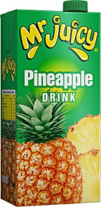 Mr Juicy Pineapple 1 L