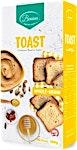 Benina Toast Whole Grain 40's