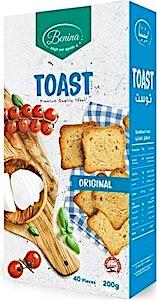 Benina Toast Original 40's