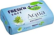 Fresh'n Soft Antiseptic  Soap Bar Aqua 75 g