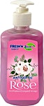 Fresh'n Soft Antiseptic Liquid Soap Rose 500 ml