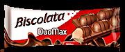Biscolata Duomax Milky 44 g