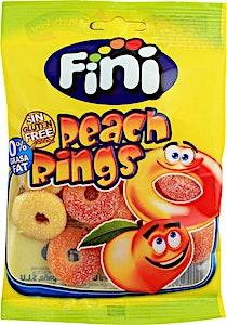 Fini Jelly Peach Rings  80 g
