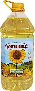 White Bell Sunflower Oil 5 L