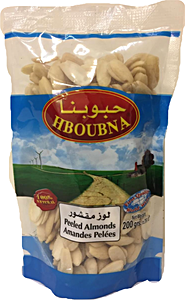 Hboubna Peeled Almonds 200 g