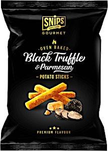Snips Black Truffle & Parmesan Potato Sticks 90 g