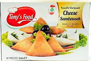 Tony's Food Cheese Sambousek 300 g