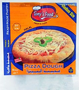 Tony's Food Pizza Dough 20 cm 680 g