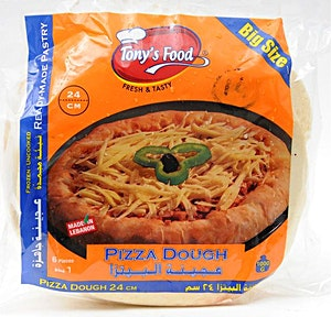 Tony's Food Pizza Dough 24 cm 1000 g