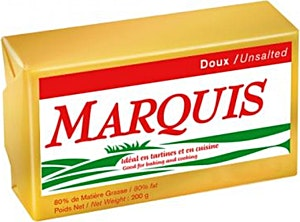 Marquis Unsalted Butter 200 g