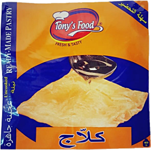 Tony's Food Kallage Pastry 400 g