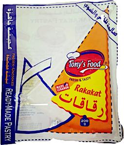Tony's Food Rakakat Pastry 200 g