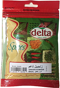 Delta Ginger Powder 50 g