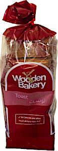 Wooden Bakery Toast White 130 g