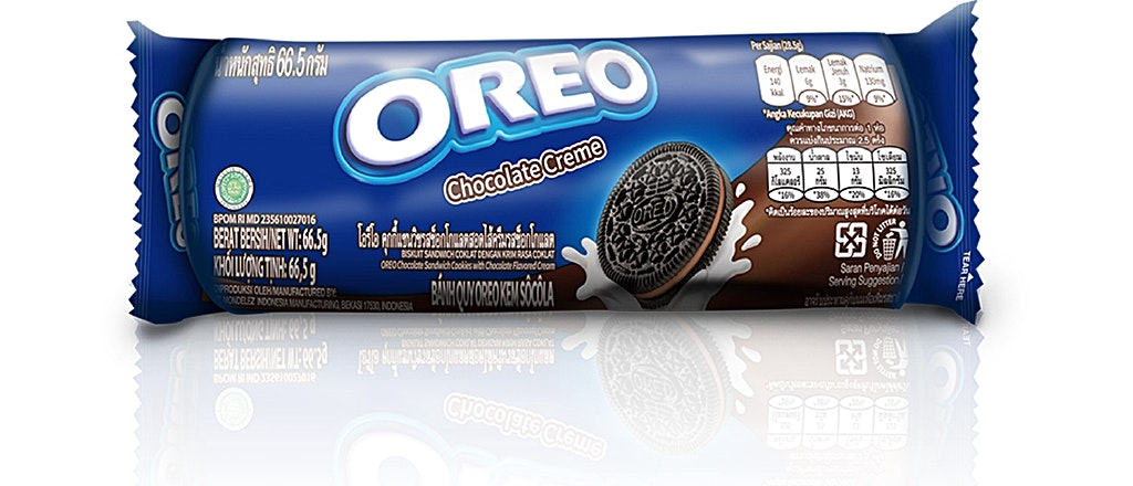 Oreo Buiscuit Sandwich Chocolate 66.5 g