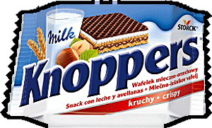 Knoppers Milk 25 g