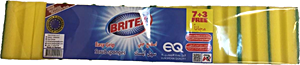 Britex Easy Grip Scrub Sponges 10's