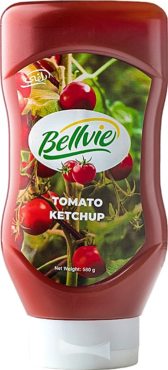 Bellvie Tomato Ketchup 580 g