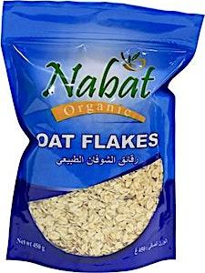 Nabat Oatflakes Coarse GF 450 g