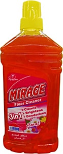 Mirage Floor Cleaner floral 3 in 1