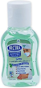 Bectra Antimicrobial Hand & Skin Sanitizer 40 ml