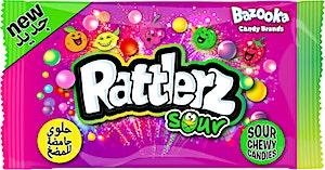 Rattlerz Sour Chewy Candies 40 g