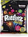 Rattlerz Fruity Chewy Candies 120 g
