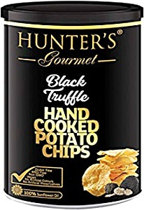 Hunter's Cooked Black Truffle Can 40 g