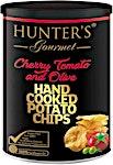 Hunter's Cherry Tomato & Olive Cooked Potato Chips 150 g