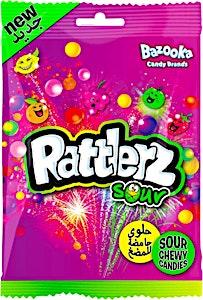 Rattlerz Sour Chewy Candies 120 g
