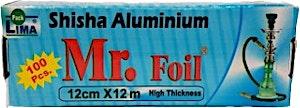 Mr.Foil Shisha Aluminium 12 x 12 cm