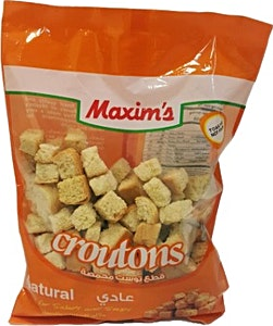 Maxim's Natural Croutons 75 g