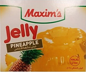 Maxim's Pineapple Jelly 85 g