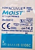 Acuvue 1-Day Moist Contact Lenses D-2.25 1's